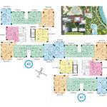 Bán gấp căn hộ Topaz City, block A1 tháng 11 nhận nhà, tầng trung thoáng mát, view Q.1 cực đẹp