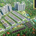 Nhà phố liền kề Topaz Mansion Ngay Suối Tiên, Vị trí cực tốt. 1 trệt 2 lầu. Giá 40tr/m2