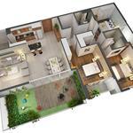 Cơ hội mua căn hộ 2PN giá rẻ tại căn hộ Q7 Saigon Riverside, hỗ trợ trả góp 36 tháng 0% lãi suất
