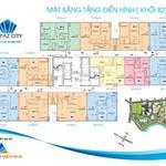 Bán gấp căn hộ Topaz City Q.8,B2, khung tầng cao, giá hạt dẻ chỉ 1tỷ 680