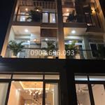 Bán nhà phường 14 Gò Vấp Giá 5.85 tỷ, 2 mặt tiền hẻm 7m đường Phạm Văn Chiêu