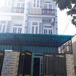 Cho thuê nhà 2 lầu mới xây hẻm 551 Lê Văn Khương Q12 Lh Ms Trâm