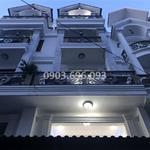 Bán nhà phường 13 Gò Vấp Giá 5.65 tỷ đường Lê Đức Thọ, nhà mới xây đúc 3 tấm-4PN