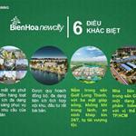 """Siêu dự án đất nền sổ đỏ trao tay Biên Hòa Newcity"""" liền kề sân Golf LOng Thành."""