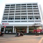 Bán tòa nhà 2 mặt tiền Nguyễn Văn Trỗi, P. 10, Phú Nhuận, DT: 11 x 21m, 8 lầu, thu nhập 400tr/th