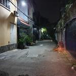 Cho thuê nhà HXH Lê Văn Thọ, F9 GV, 4x18, 2Pn, 1 Bếp, 1WC, sân, hẻm xe hơi 5m, giá 7tr