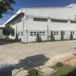 Cho thuê kho xưởng 1.850m2, mặt tiền Hồ Văn Tắng, Tân Phú Trung, Củ Chi. (Tel 0983 882892)