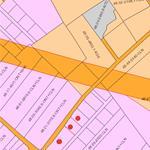 Cần bán đất 3 MT. DT 1356m2 đất ngay đường vô sân bay Long Thành. Giá 3.2tr/m2
