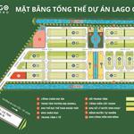 cơ hội đầu tư bds: LAGO CENTRO mặt tiền đường TL830, giá 700tr/ nền