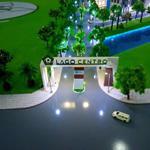 Bán dự án mới lago-centro dt 70m2, thanh toán 210 triệu ngay mặt tiền 830 bến lức ,Long An