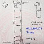 Bán Căn Hộ mặt tiền đường 4 x 21.85(m) giá 10.2 tỷ