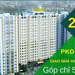Nhận giữ chỗ - không mua hoàn 100% - căn hộ Green Mark quận 12