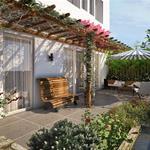 Cần bán gấp CH Sunny Plaza 3PN 127m, sân vườn 41m, giao thô.