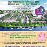 Khu đô thị sinh thái Bình Chánh mở bán giao đoạn 1, siêu dự án Đất Nam Luxury