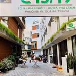 Cho thuê nhà NC ở khu biệt lập tại Cư Xá Phú Lâm B Q6 Lh Ms Thu 0907666238