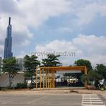 Bán 2 lô đất mỗi lô có diện tích 9x20m mặt sông Sài Gòn Trần Não Q2