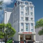 Bán tòa nhà căn hộ DV Trương Hoàng Thanh, K300, Tân Bình, 205m2, hầm 5 lầu
