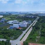 Bán gấp lô đất TL10,DT 125m2,sổ hồng thổ cư,xây tự do.