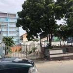 Bán nhà MT 168 Thích Quảng Đức, Phú Nhuận. Dt 27x55m đất 1504m2