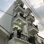 Nhà quận Gò Vấp giá rẻ 4.95 tỷ, nhà mới 100%, hẻm xe hơi đường Lê Đức Thọ, Phường 6!