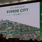 Mở bán dự án Everde City giai đoạn F1 từ CĐT