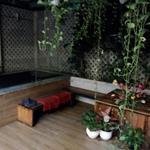 Cho thuê nhà mặt tiền nguyên căn KDC Trung Sơn, đầy đủ nội thất