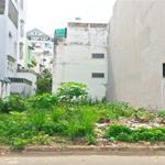 thanh lý gấp lô đất mặt tiền đường, khu dân cư đông, shr