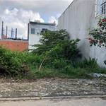 Cần bán nhanh lô đất 100m2 mặt tiền An Phú Tây - Hưng Long, chỉ 680 triệu, sổ hồng riêng, xây tự do