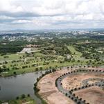 Sân golf Long Thành khu đô thị mới.