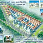 Bà Rịa City Gate hiện tại còn những nền suất nội bộ LH:0906760993