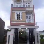 Bán Nhà Xây 1 Trệt 2 Lầu, 4,5X20M Giá 1.57 Tỷ Mặt Tiền Đường TL10 Bình Chánh, Nhà Còn Mới MT 8m