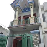 Bán nhà 1 trệt 1 lầu 100m2, 1,5 tỷ, gần UBND Phạm Văn Hai shr mặt tiền 20m