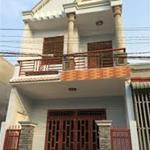 Bán nhà 1 trệt 1 lầu 100m2, 1,5 tỷ, gần UBND Phạm Văn Hai shr