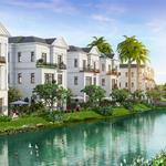Biệt thự khu compound hạng sang ven sông, số lượng có hạn chỉ 2 nền-sổ hồng