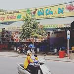 Cần Sang mặt bằng quán nhậu mặt tiền đường Số 2 Trường Thọ Thủ Đức LH Mr Thắng