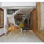 bán nhà mới đẹp  đường nguyển oanh P17 đường nhựa 8m  DT4mx15m đúc lửng 3 lầu 5PN giá 6,2 t