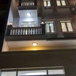bán nhà mới đẹp  đường nguyển oanh P17 đường nhựa 8m  DT5mx15m đúc lửng 3 lầu 5PN giá 6,2 tỷ