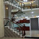 bán nhà mới đẹp í đường nguyển oanh P17 đường nhựa 8m  DT4mx15m đúc lửng 3 lầu 5PN giá 6,2 tỷ