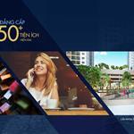 Bán căn hộ cao cấp 2PN mặt tiền đường Đào Trí, Quận 7, CK 3%-18% trả góp
