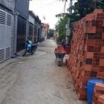 Nhà mới 1 lầu  mặt tiền đường Lại Hùng Cường, 1.2 tỷ
