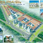 Đất nền biệt thự Bà Rịa City Gate mặt tiền QL 51 trung tâm TP. Bà Rịa. LH 035.8186.092