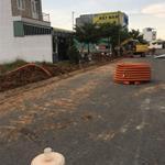 Cần bán lô đất nền liền kề DT 105m2, sổ hồng riêng gần KCN tiện xây trọ