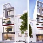 Tòa nhà 5 Tầng, 8x18m, 2 MT Lý Chính Thắng, P8, Quận 3. Giá 34 tỷ