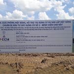 Cần nhượng lại vài lô đất nằm trong KDC liền kề bệnh viện Chợ Rẫy II, mặt tiền đường lớn
