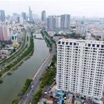 Căn hộ 3PN, giá gốc công ty 5,1tỷ/110m2, giao nhà ngay. MT Bến Vân Đồn, liền kề CV Khánh Hội, CK 5%
