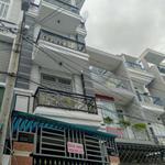 Nhà ngay chợ Hiệp Bình, 4x15, 1 trệt 3 lầu đg 5,5m