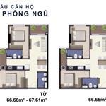 Thua độ đá banh cần bán gấp căn hộ 2PN Q7 Saigon Riverside liền kề PMH giá chỉ 2,1 tỷ