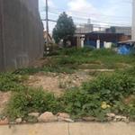 Bán đất thổ cư mặt tiền đường Đinh Đức Thiện, diện tích 100m2, có sổ hồng, Bình Chánh