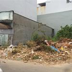 Cần bán rẻ lô góc 150m2 giá 1 tỷ Mt 14m, đối diện chợ Lê Minh Xuân có sổ hồng,xây dựng TD