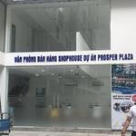 Mở bán shophouse -Tầng trệt kinh doanh dự án Prosper Phan Văn Hớn Q. 12, 1 trệt + 1 lầu, CK 4%
